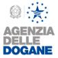 F – Agenzia delle dogane