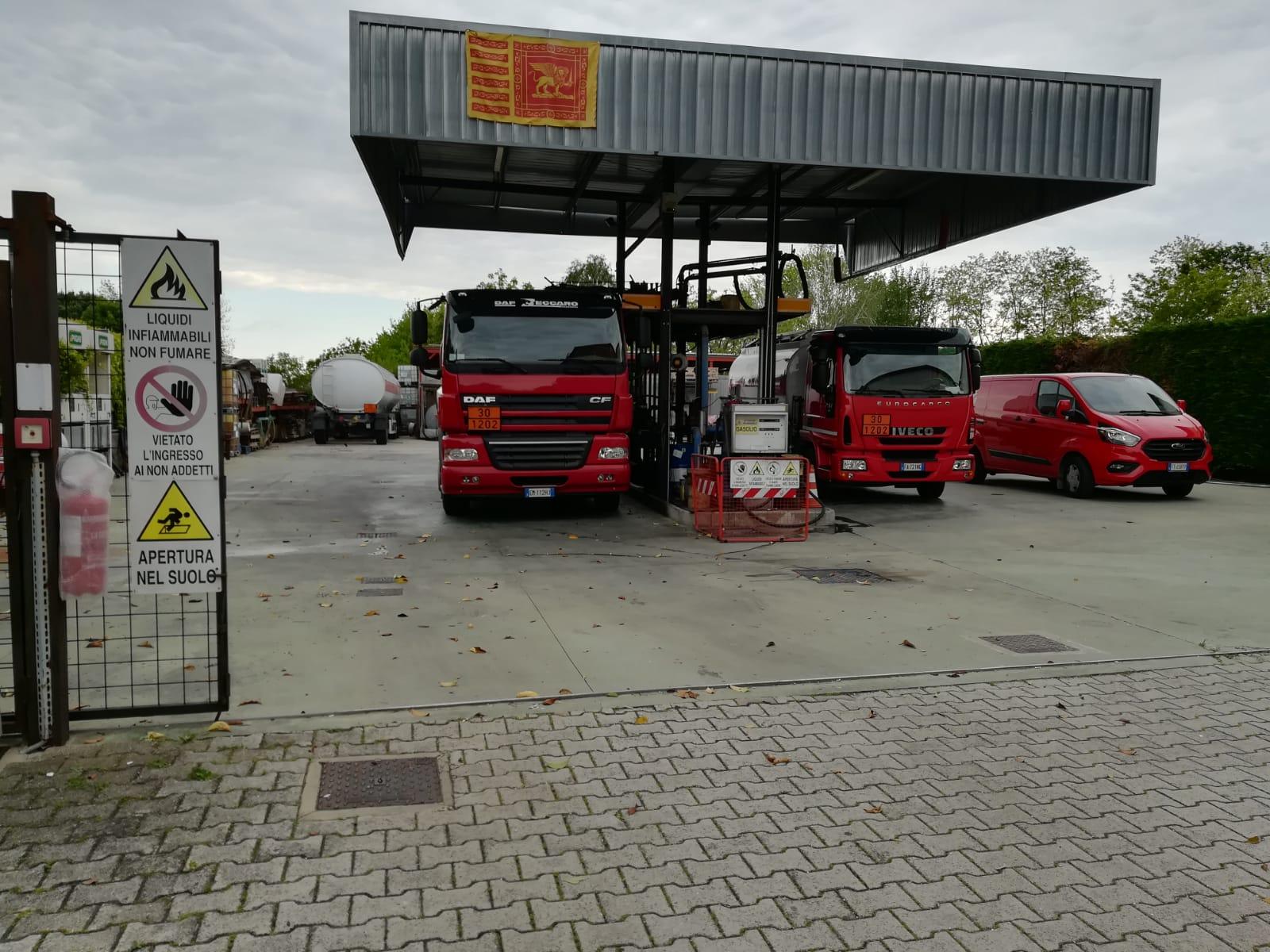Vanin srl - combustibili